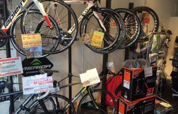 VAX SAYAMA,店内POP,ロードバイク,狭山,狭山市、入間川サイクリングロード