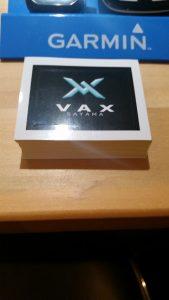 VAX SAYAMAステッカー