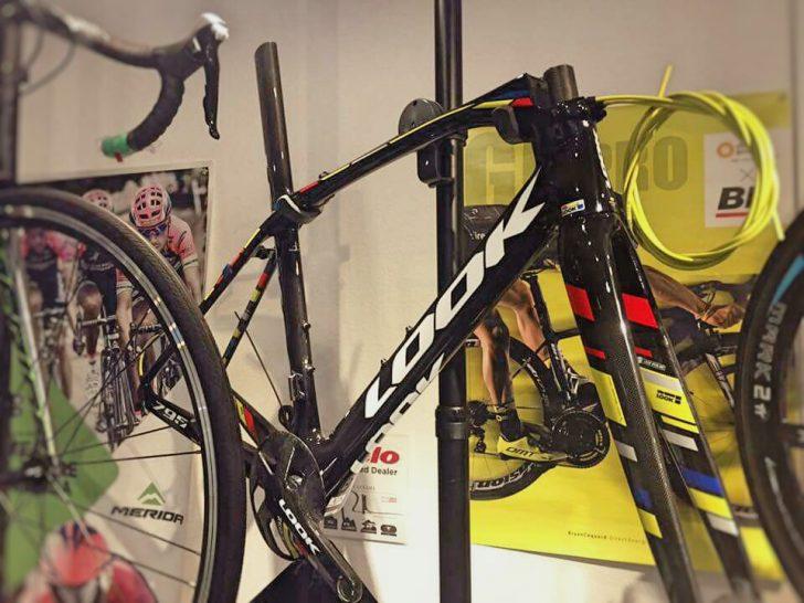look795 VAXSAYAMA ルック ロードバイク
